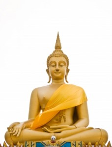 Feng Shui - Buddha szobor