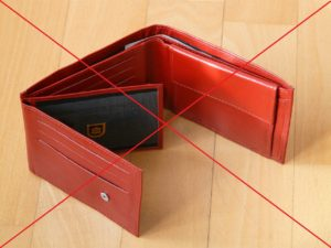 Piros pénztárca jó a feng Shui szerint?